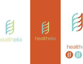 #248 for healthelix logo design contest by pjrrakesh