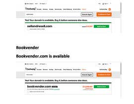 #89 for Domain name needed for book resale site. by skwatamkar