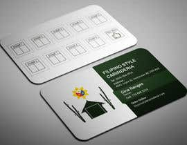 nº 12 pour Design some Business Stamp Cards par smartghart