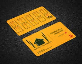 nº 7 pour Design some Business Stamp Cards par mdselimc