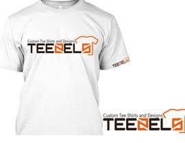 #8 for Teezels Custom Tee Shirts and Designs, LLC by jojohf