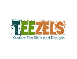 #5 for Teezels Custom Tee Shirts and Designs, LLC by noviflvy