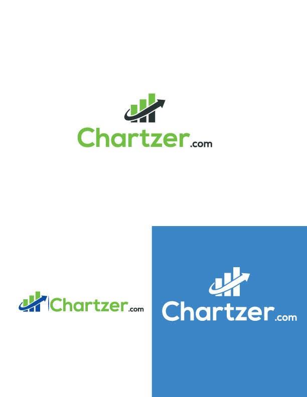 Kilpailutyö #                                        36                                      kilpailussa                                         logo for chartzer.com