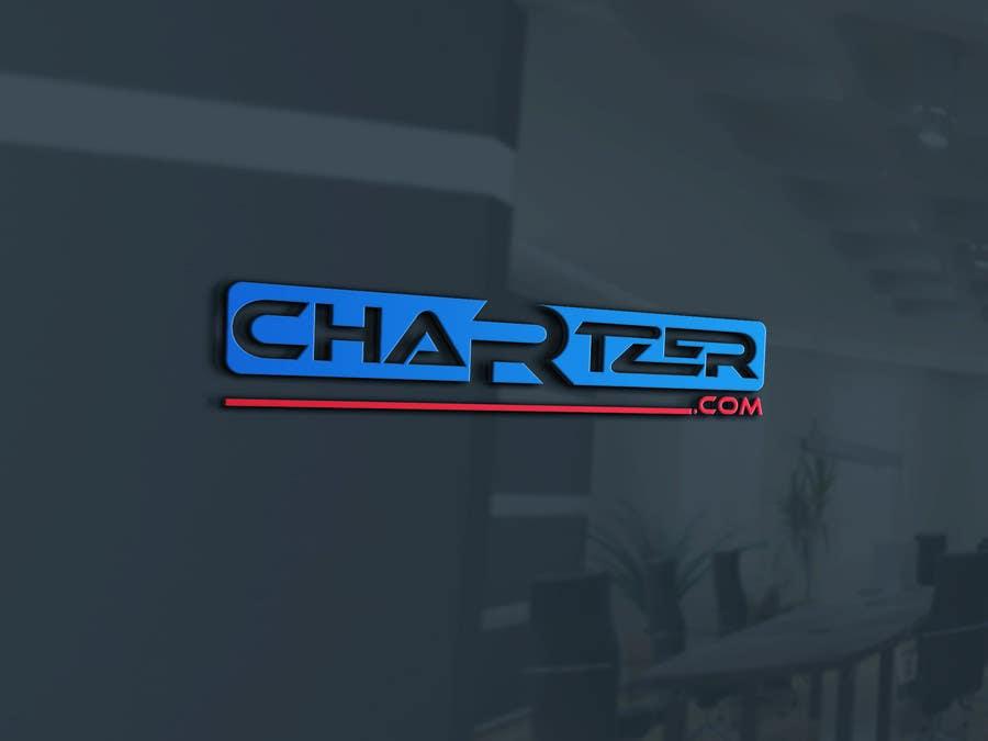 Kilpailutyö #                                        13                                      kilpailussa                                         logo for chartzer.com