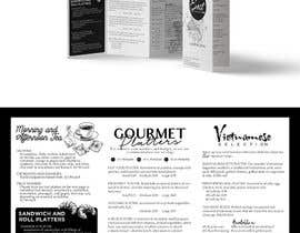 #22 for Design a brochure / redesign my catering menu by MichaelMeras