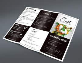 #29 for Design a brochure / redesign my catering menu by sub2016