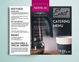 #33 for Design a brochure / redesign my catering menu by del24329990