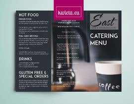 #34 for Design a brochure / redesign my catering menu by del24329990