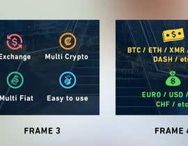 #51 for Banner Design for Cryptocurrencie Exchange by ducdungbui