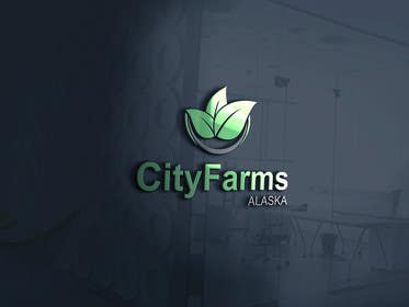 #332 for I need a logo for my business CityFarms Alaska by nasimabagam577