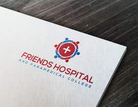 Nro 139 kilpailuun Design and Logo for Trust,Hospital & paramedical college käyttäjältä DibakarFreelanc