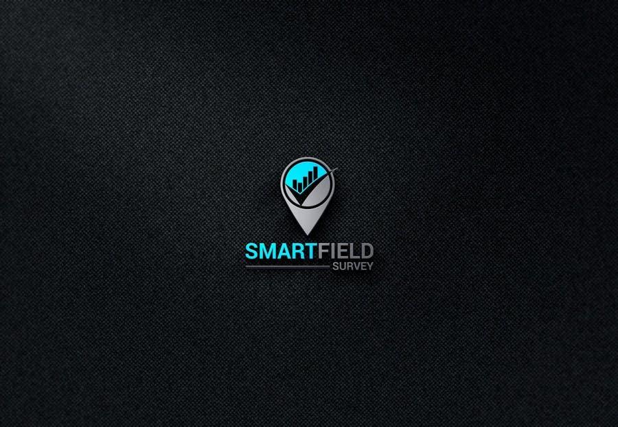 Proposition n°75 du concours Design a Logo - SmartField3D