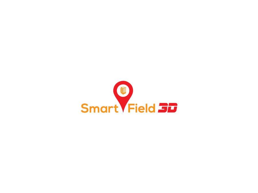 Proposition n°8 du concours Design a Logo - SmartField3D