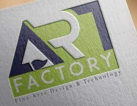 #22 for Art Factory Logo by atasarimci
