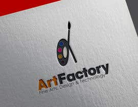 #108 for Art Factory Logo by Toy20