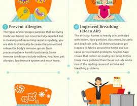 nº 20 pour Infographic Design (Samples Provided) par hossainabhi