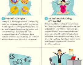 nº 21 pour Infographic Design (Samples Provided) par hossainabhi
