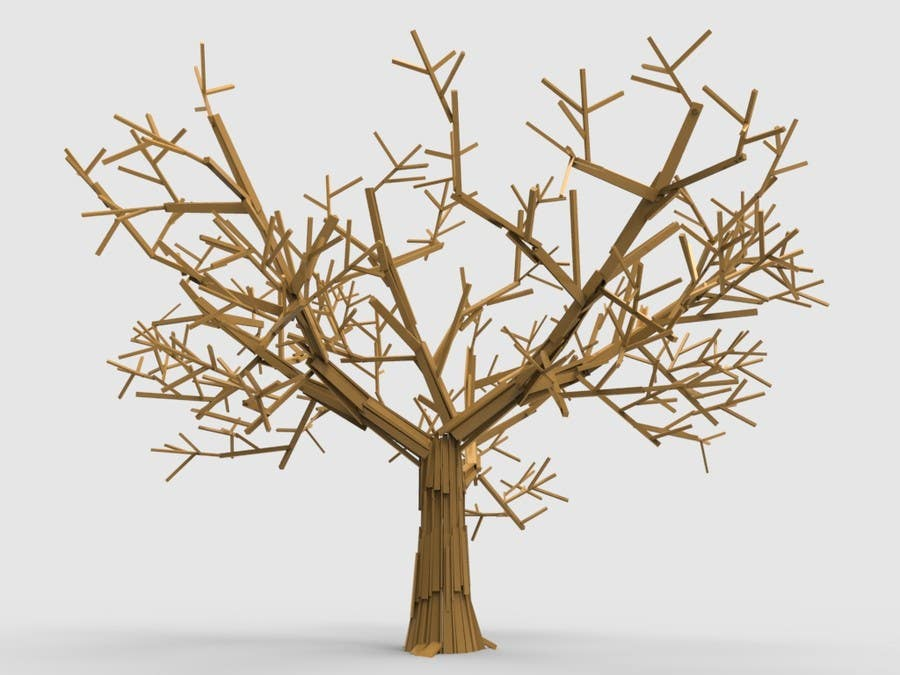 Proposition n°22 du concours Design a tree