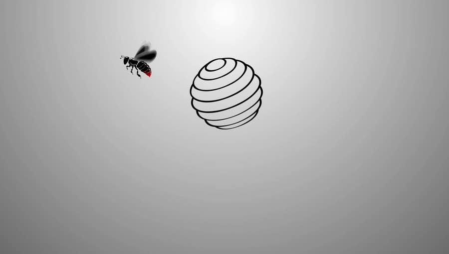 Contest Entry #9 for Create an Animation of a honey bee.