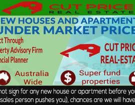 nº 51 pour Design a FB banner for Cut price par Rafiqidea09