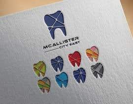 #105 for Dual Logo Design - Dental Clinic (McAllister Dentistry) (City East Dental) by nahrainjannat