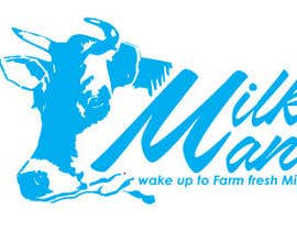 nº 13 pour Design a Logo for milk business par Chr1st1