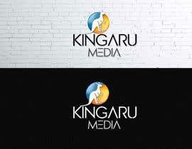 nº 64 pour Design a Logo  KINGARU MEDIA par satbaldev
