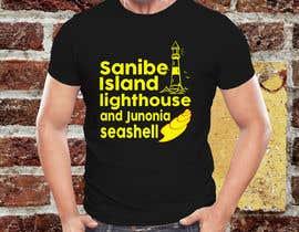 nº 27 pour Seashell t-shirt design par nhemonbd