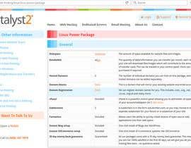 Nro 5 kilpailuun Design and CSS / HTML for table käyttäjältä designcreativ