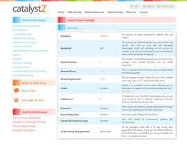 Nro 4 kilpailuun Design and CSS / HTML for table käyttäjältä sagarthapa1405