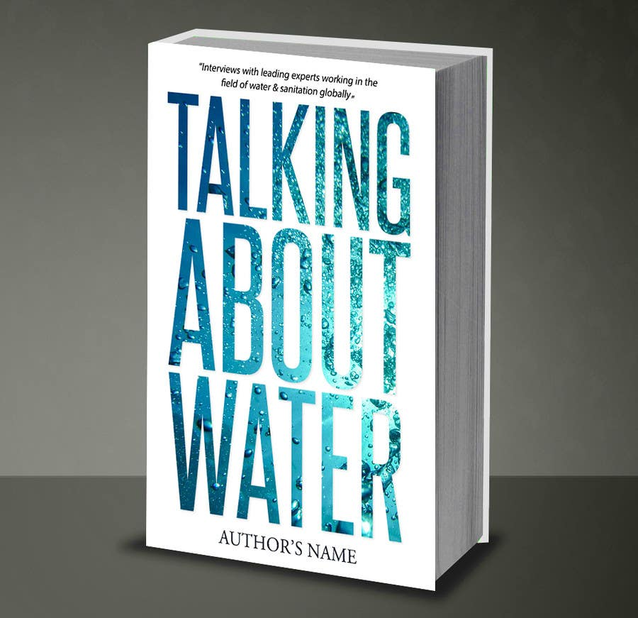 Proposition n°27 du concours Book cover design for Water & Sanitation book