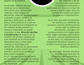 #3 for Brochure for Marketing Workshop by eugenialcala