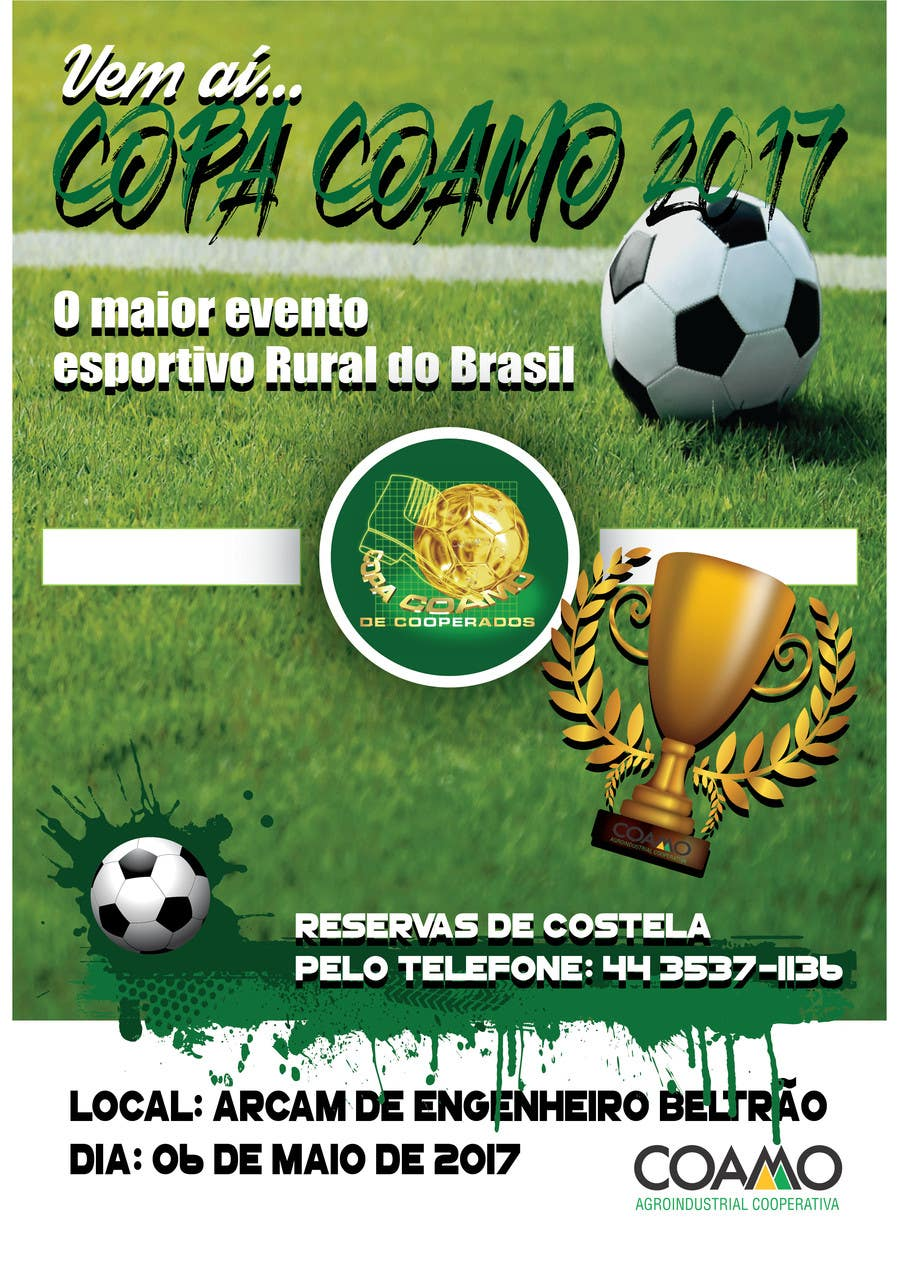 Inscrição nº 11 do Concurso para Imagem para divulgação de evento esportivo pelo Facebook