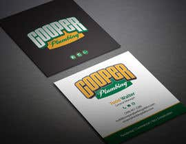 nº 4 pour Cooper Plumbing Business Cards (and future marketing design work) par BikashBapon