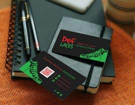 nº 38 pour Def Laces Business Card-Redesign par zcubedesigns
