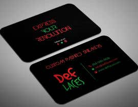 #10 for Def Laces Business Card-Redesign by smartghart