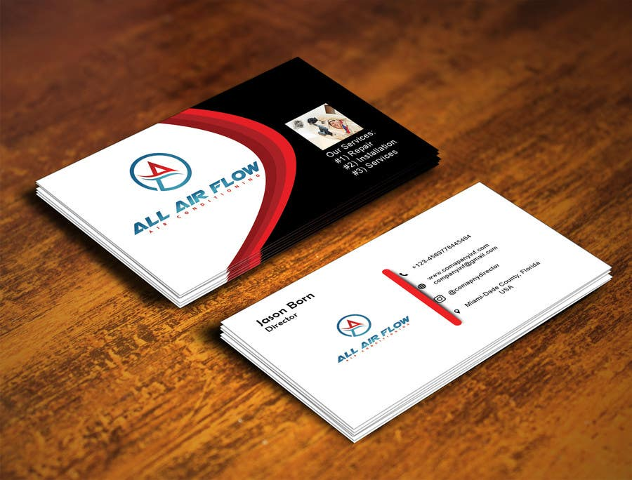 Proposition n°279 du concours Design some Business Cards