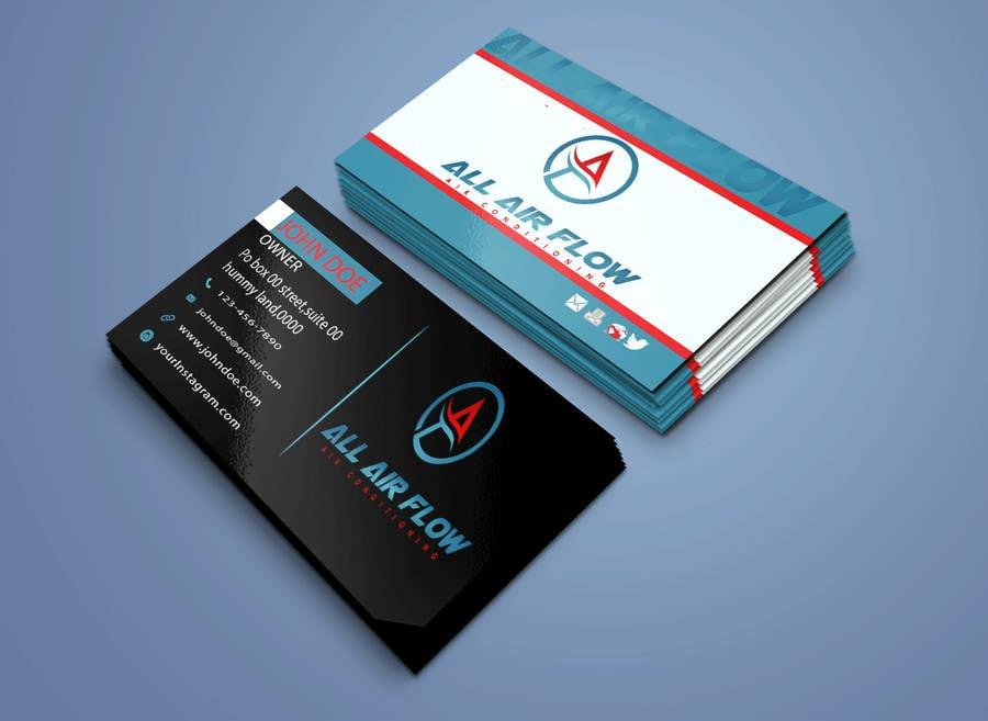 Proposition n°393 du concours Design some Business Cards