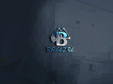 #34 for design a logo for breezbe by RealReflection