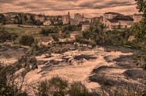 Proposition n° 56 du concours Photoshop pour Retouch and transform landscape images
