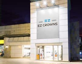 Nro 80 kilpailuun eZCrown Logo käyttäjältä shemultangir