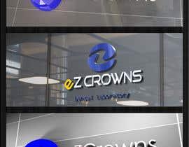 Nro 61 kilpailuun eZCrown Logo käyttäjältä IslamFikry
