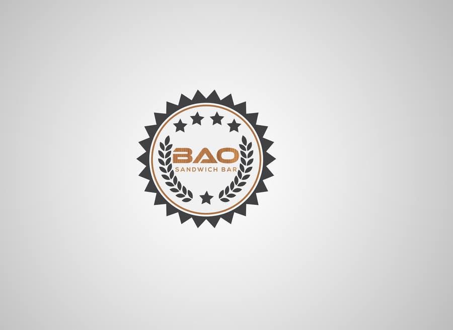 Proposition n°27 du concours Bao Sandwich Bar - Design a Logo