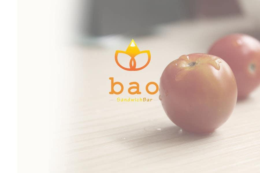 Proposition n°159 du concours Bao Sandwich Bar - Design a Logo