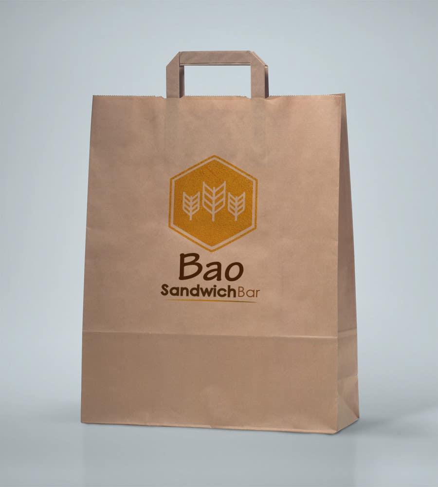 Proposition n°222 du concours Bao Sandwich Bar - Design a Logo