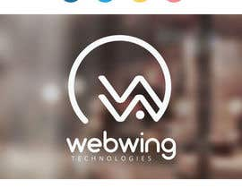 nº 122 pour Design a Logo For Webwing Technologies par pjrrakesh