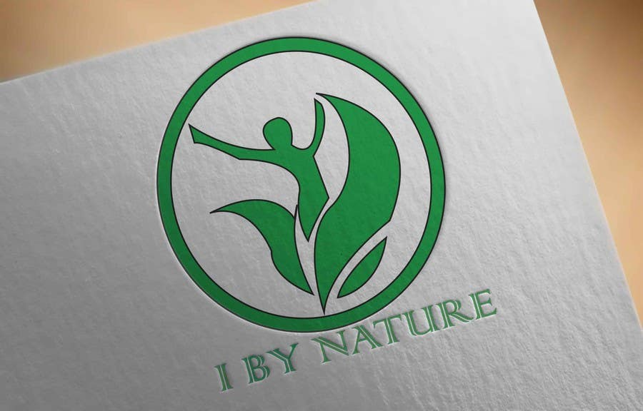 Proposition n°8 du concours I need to design logo for natural organic cosmetic products
