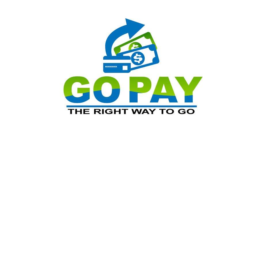 Proposition n°23 du concours Design a Logo : GoPay