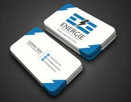 nº 68 pour business card ESG par CreativeAnamul