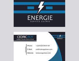 nº 103 pour business card ESG par ashardewangga